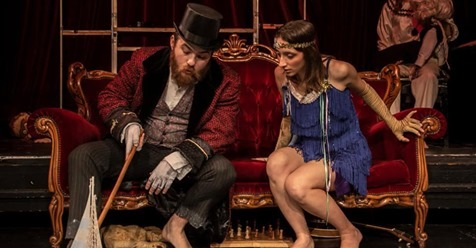 The Tempest by Fingerless Productions, The Tempest at the Giant Dwarf, The Giant Dwarf, Sydney Independent Theatre.