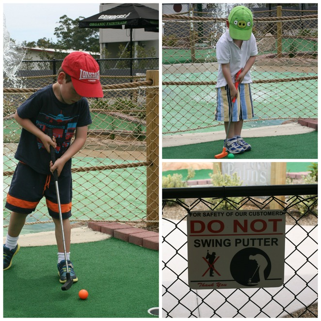 Thornleigh Mini Golf
