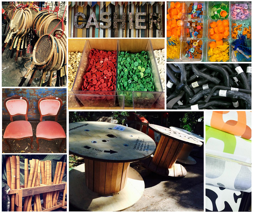 Upcycling Craft Workshops by Reverse Garbage