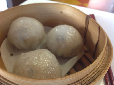Vegetarian Dumplings at Chubby Buddies, Edithvale
