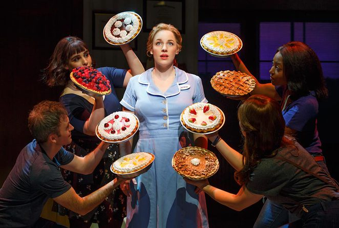 Waitress the musical, Cheap broadway tickets, discounted Broadway musical tickets, theatre tickets New York, cheap New York broadway tickets