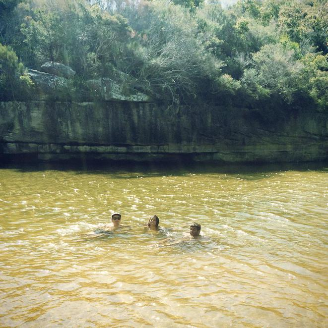 wattamolla, lagoon, river, beach, royal national park, natural, outdoors, escape the city, swim, leisure, water babies