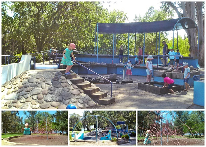 weston park, playground, ACT, parks, lake burley griffin, ACT,