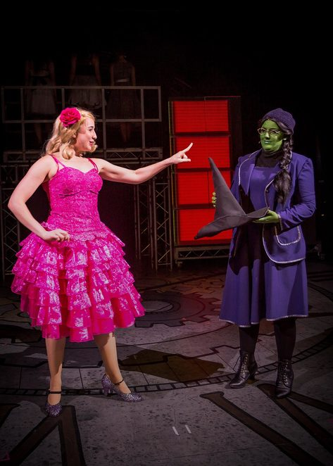 wicked, manly, musical theatre, performance, theatre, arts