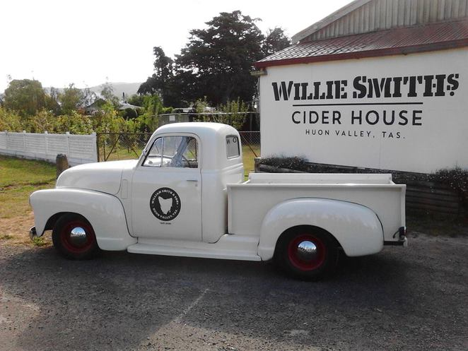 Willie Smith, Cider, Tasmania, Huon Valley, Apple Shed, Apple Isle