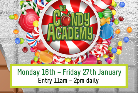 The Candy Academy, Perth School Holidays, Cockburn Gateways Shopping City, Willy Wonka and the Chocolate Factory, School Holiday Activities South of the River