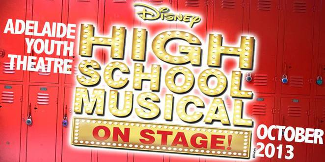 Adelaide Youth Theatre- High School Musical