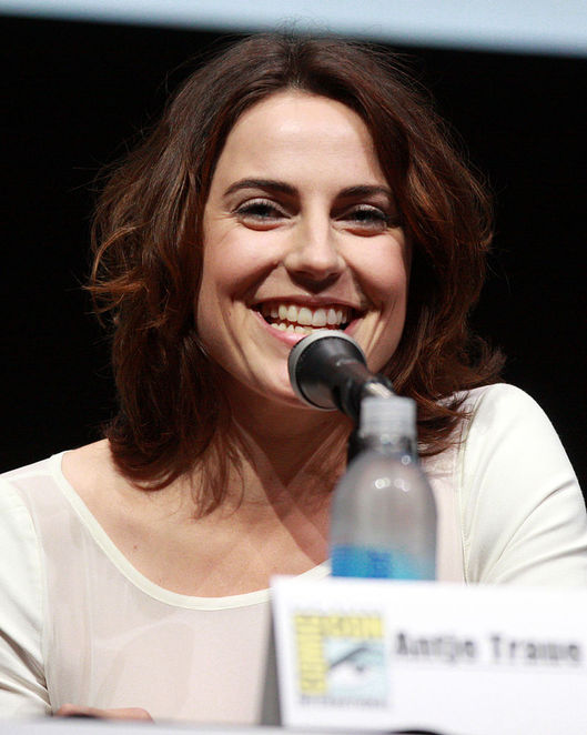 Antje Traue, German Actress, The Valley, Pandorum, Man of Steel
