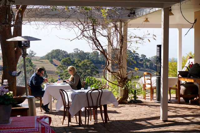 Bistro Molines, French Cuisine, Hunter Valley, Restaurants, Tallavera Grove, Vineyards, Wine