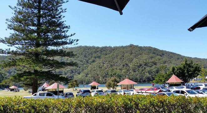 bobbin inn cafe, bobbin head, kuringai national park, restaurants bobbin head