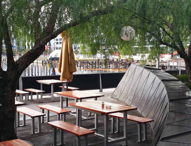breackfast, all day, waterfront, dining, docklands, melbourne, happy hour