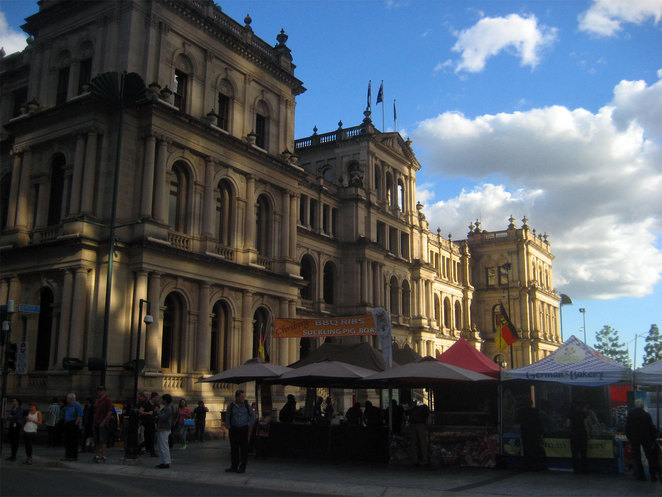 Wednesday Markets in the City