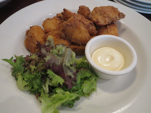 Cafe Cali, Fried Chicken, Adelaide
