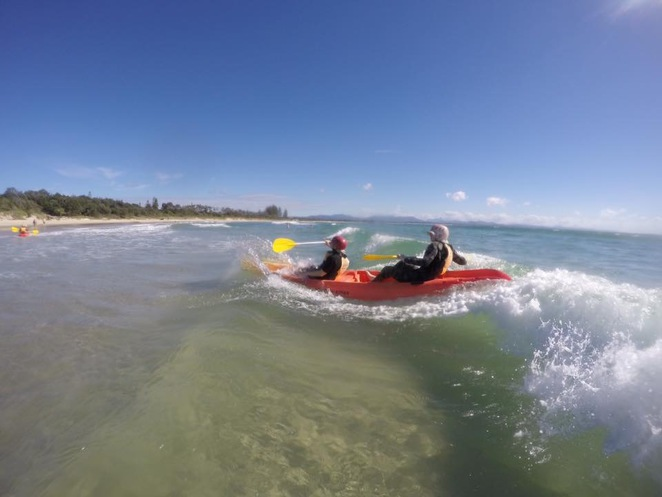 Cape Byron Kayaks