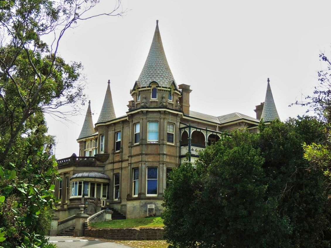 More amazing castles in adelaide adelaide for Adelaide house