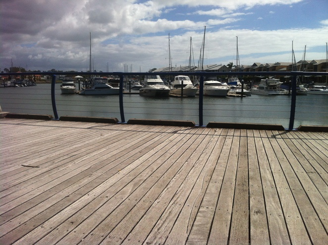 Cleveland Harbour, Redland City