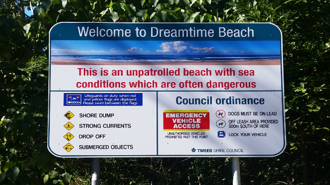 Dreamtime Beach