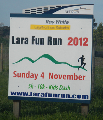 Lara Fun Run 2012