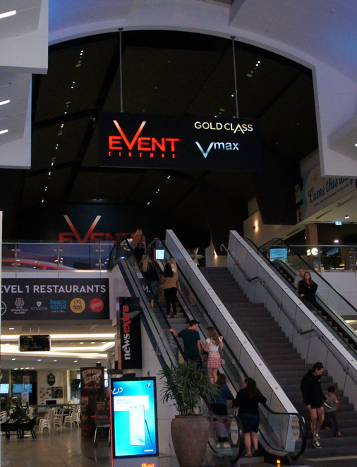 Event Cinemas at Chermside Westfield