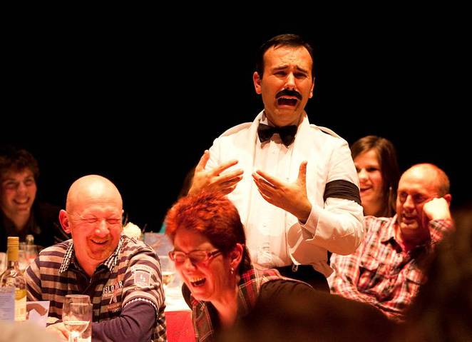 faulty towers the dining experience, faulty towers cabaret dinner show, country place, dandenong ranges, places to stay dandenong ranges, weekend retreats dandenong ranges