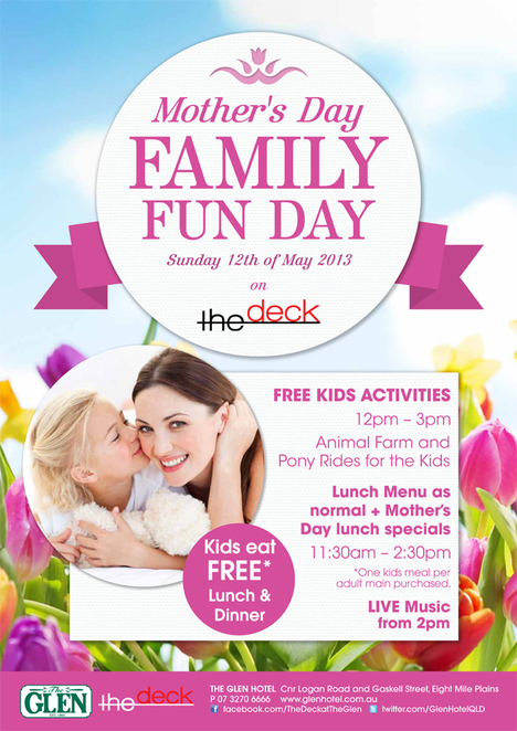 Free Family Fun Days are held regularly thoughout the year