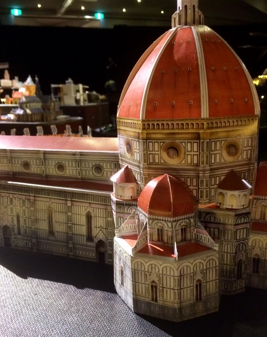 Florence Cathedral Miniature