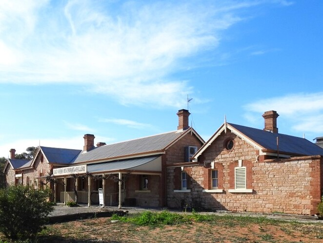 Hawker, Flinders Ranges, South Australia, Things to Do, railway, old ghan restaurant, railway station, heritage listed