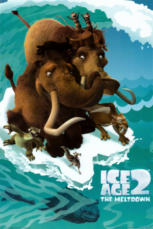 Ice Age 2 The Meltdown Film Review