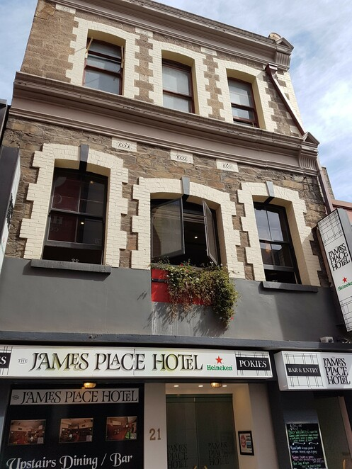 James Place Hotel