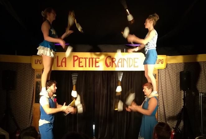 la petite theatre, circus wonderland, canberra, july, winter, 2018, school holidays, whats on, circus, shows, things to do,