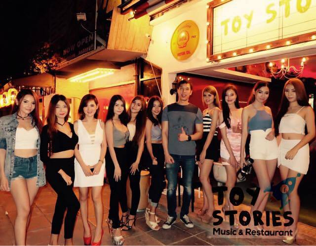 ladies night toy stories bangkok