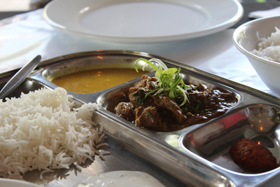 langtang nepalese restaurant, nepalese food in adelaide, adelaide curries, momo, dumplings