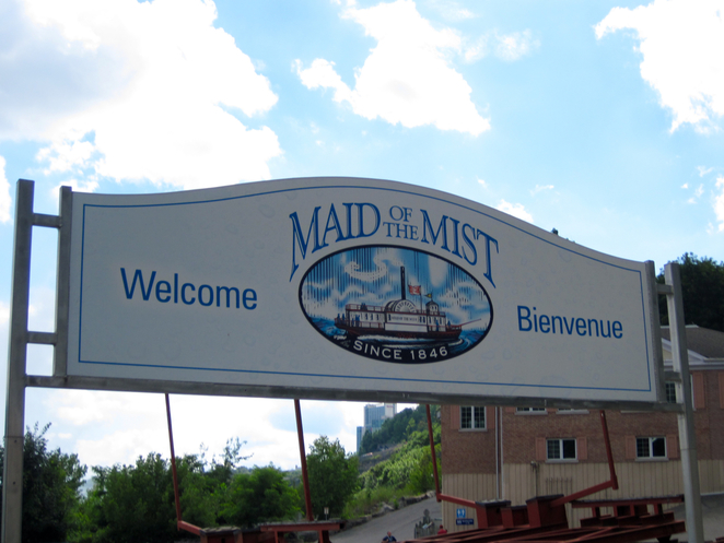 maid of the mist,niagara,falls,boat,tour