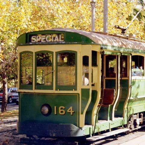 Melbourne Tram Museum Open Day