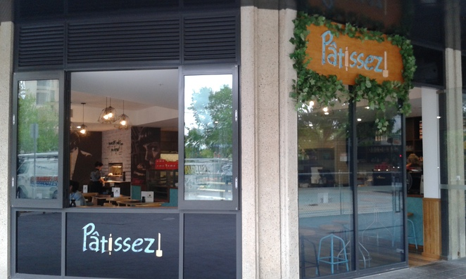 patissez, civic, manuka, freakshakes, cafe, breakfast, lunch, all day breakfast, best cafe in canberra, marcus clarke street, civic,