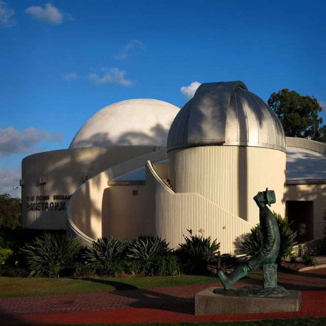 Learn more about the stars at the Brisbane Planetarium