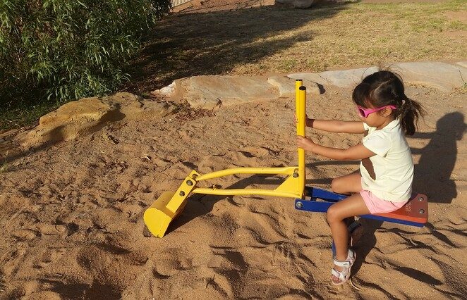 playground, children play area, free, Coober Pedy, South Australia