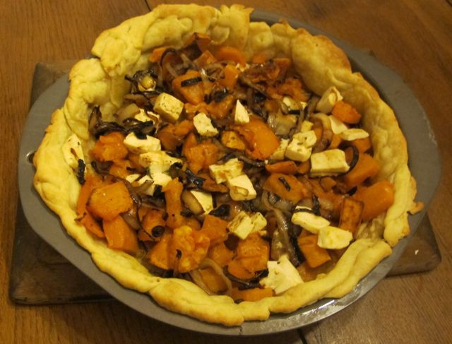 pumpkin pie with photo of quick pumpkin and feta and pumpkin pastries ...