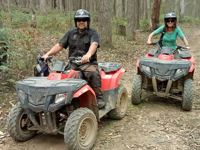 quadbikes, tours, adventure, daytrip, sport, fun, stateforest, nature, family day out, fun,
