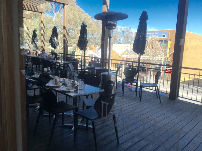 Restaurant, café, great food, cheap eats, vegetarian and vegan, coffee and cakes, AA certified Arabica beans, all day breakfast, outdoor dining,