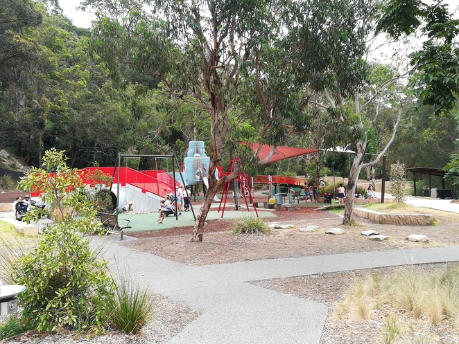 ritchley reserve mega adventure playground, newcastle, children, kids, school holidays, best playgrounds, playgrounds, blackbutt reserve, NSW, parks, bbq areas, childrens picnic, parties, kids, BBQ areas,