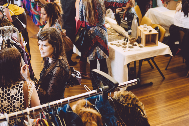 Round She Goes, Marrickville, Vintage, Pre-Loved, Market, Clothing, Fashion, Jewellery, 2014