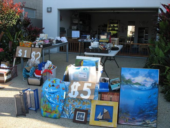 Secondhand Saturday, Garage Sale, Byron Bay, Yamba, Ballina, Tweed, Lismore, 2018, bargains,