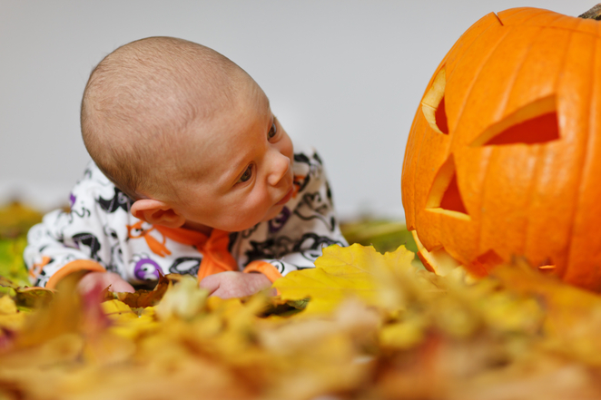 seven tips for baby's first Halloween