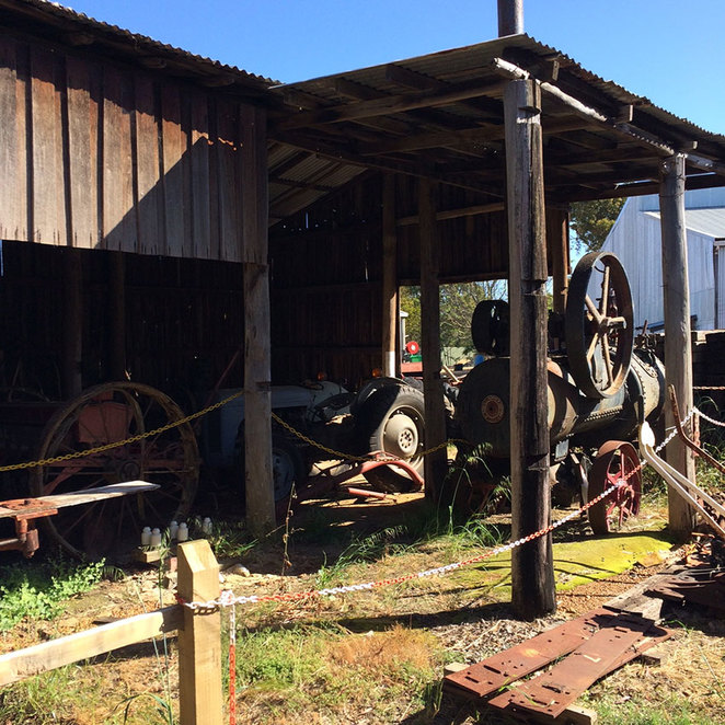 Simmons Barn, see life as it was for our pioneers at South West Rail and Heritage Centre