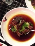 slow-cooked beef
