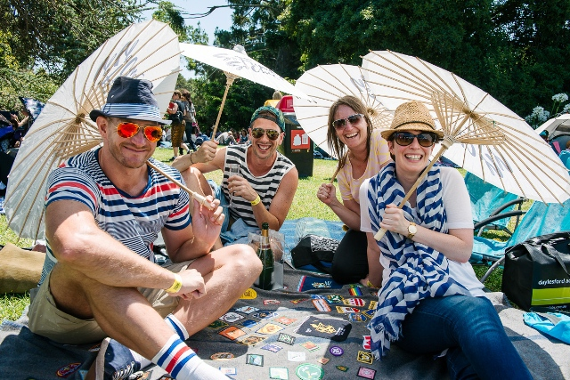 So Frenchy So Chic in the Park 2017