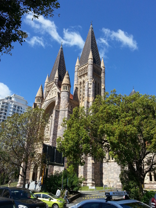St John's Cathedral Brisbane,Brisbane Open House 2016