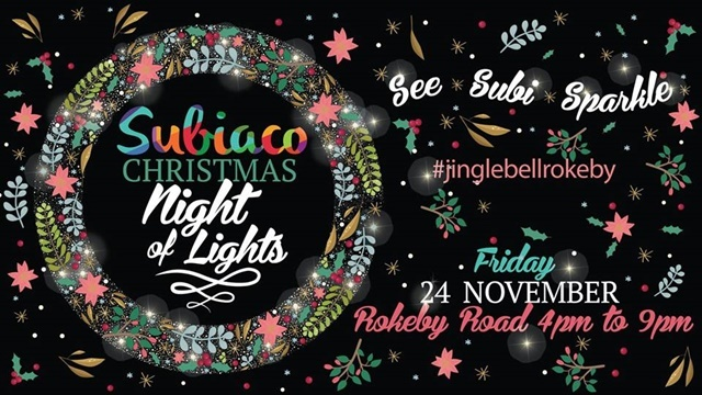 Subiaco,Night,of,lights