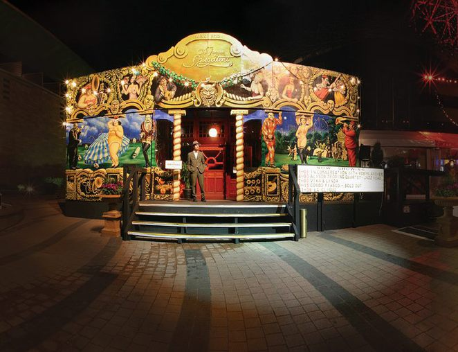 The Famous Spiegeltent, Canberra, Civic Square, Canberra Theatre, shows in Canberra, 2016 shows,